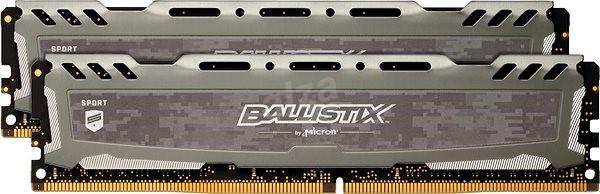 Crucial 8GB KIT DDR4 2400MHz CL16 Ballistix Šport LT Single Ranked - Operačná pamäť