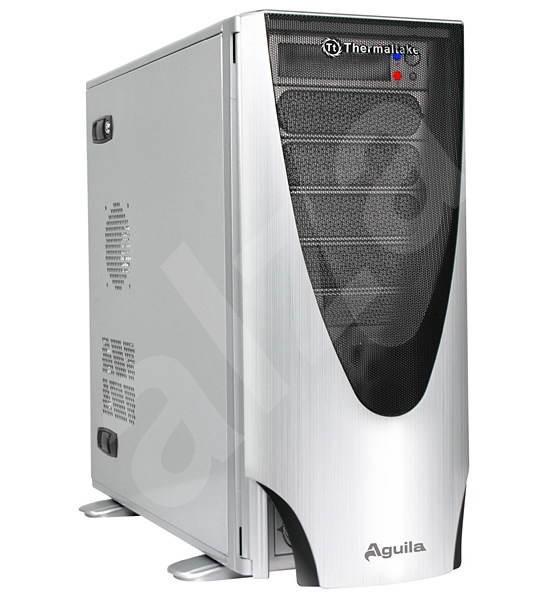 Thermaltake Aguila VD1000SNA stříbrná - Počítačová skriňa