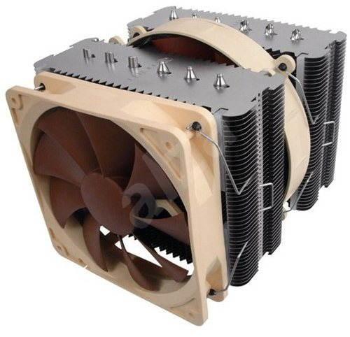 NOCTUA NH-D14 - Chladič na procesor