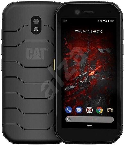 CAT S42 Dual SIM čierna - Mobilný telefón