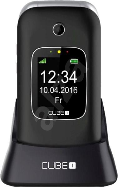 CUBE1 VF300 čierny - Mobilný telefón
