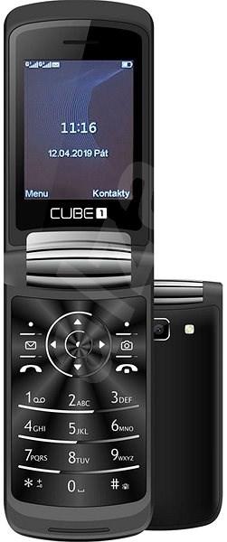 CUBE1 VF400 čierny - Mobilný telefón
