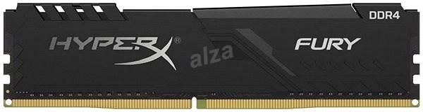 HyperX 8GB DDR4 3200 MHz CL16 FURY series - Operačná pamäť