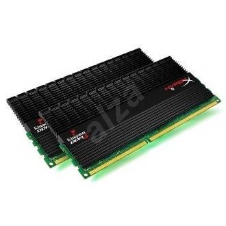 Kingston 8GB KIT DDR3 2133MHz CL10 HyperX XMP T1 Black - Operační paměť