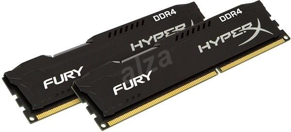 HyperX 8 GB KIT DDR4 3200 MHz CL18 Fury Series - Operačná pamäť