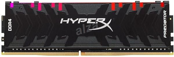 HyperX 8 GB 2 933 MHz DDR4 CL15 Predator RGB - Operačná pamäť