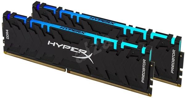 HyperX 16 GB KIT 2 933 MHz DDR4 CL15 Predator RGB - Operačná pamäť