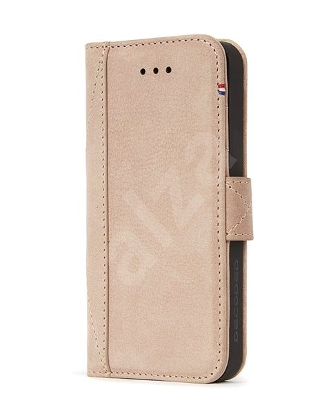 Decoded Leather Wallet Case Rose iPhone SE 5S - Puzdro na mobil ... 385df6348f7