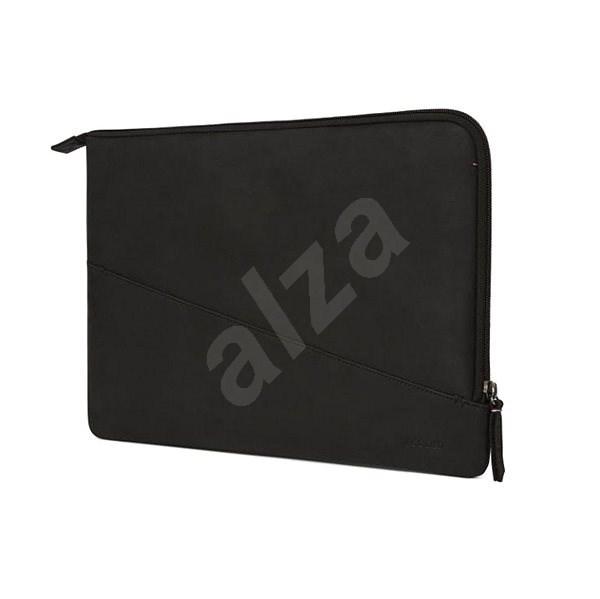 "Decoded Waxed Slim Sleeve Black MacBook Pro 13"" - Puzdro na notebook"