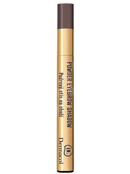 DERMACOL Powder Eyebrow Shadow č.3 0,8 g - Púder