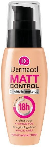 DERMACOL Matt control make up č. 4 30 ml - Make up