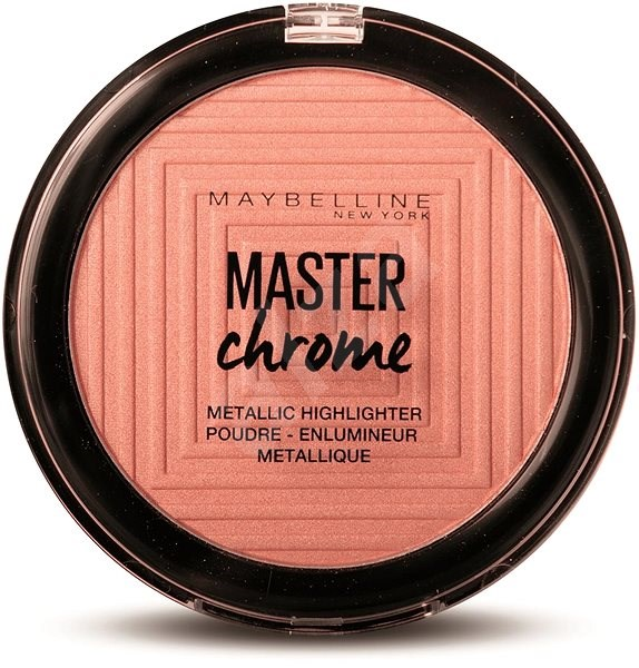 MAYBELLINE NEW YORK Master Chrome 050 - Rozjasňovač