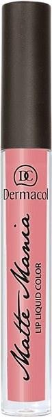 DERMACOL Matte Mania č. 15 3,5 g - Tekutý rúž