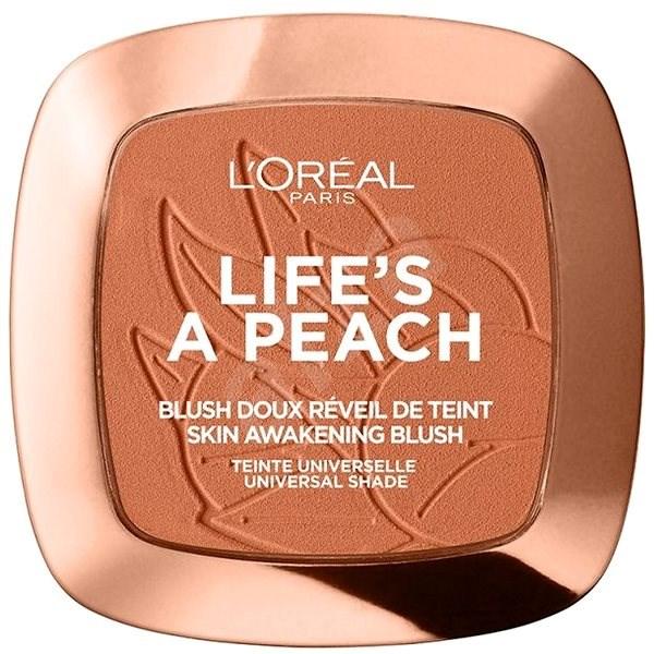 ĽORÉAL PARIS Wake Up & Glow Life's a Peach 9 g - Lícenka