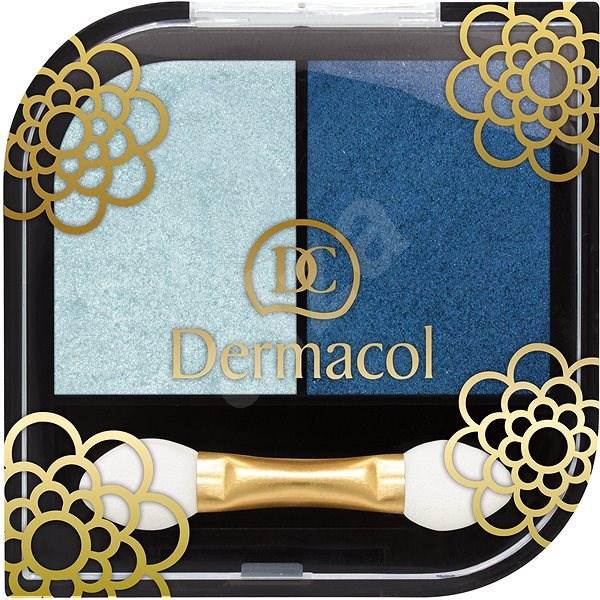 DERMACOL Duo eyeshadow No.04 - Očné tiene