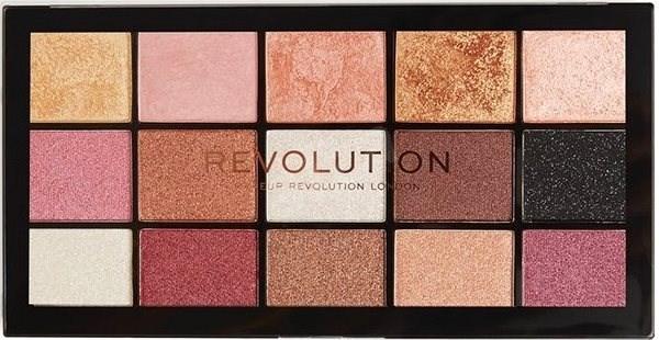 REVOLUTION Re-Loaded Affection - Paletka očných tieňov