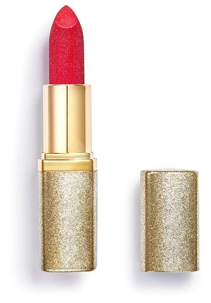 REVOLUTION PRO Diamond Lustre Crystal Lipstick Fascinator 3,8 g - Rúž