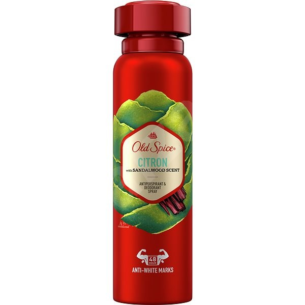 OLD SPICE Citrón 125 ml - Pánsky antiperspirant