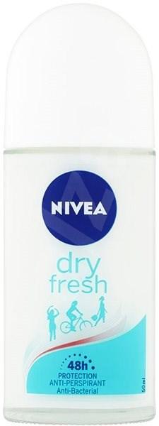 NIVEA Dry Fresh Antibacterial 50 ml - Dámsky antiperspirant
