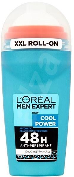 ĽORÉAL PARIS Men Expert Cool Power antiperspirant 50 ml - Pánsky antiperspirant