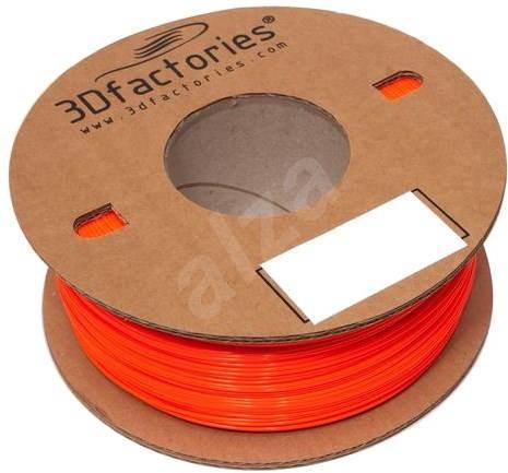 3D Factories ABS PrintPlus Oranžová 1,75 mm, 5 m - Filament