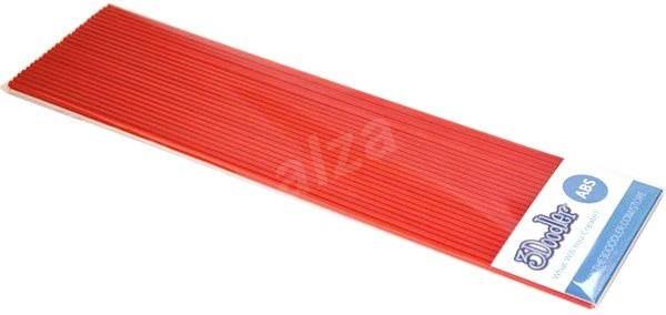 3Doodler ABS Plastic Filament Strands Riding Hood Red - Filament