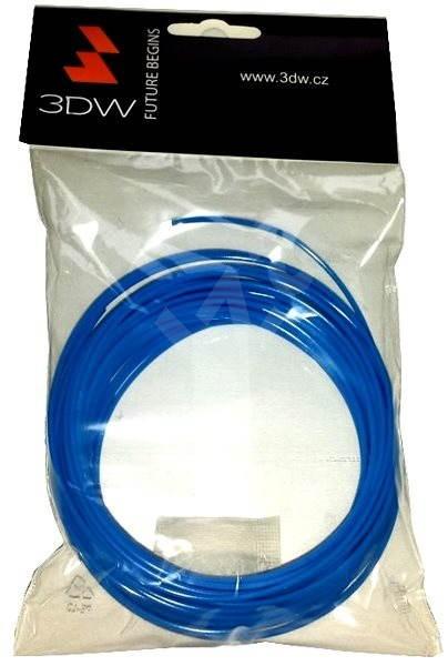 3DW ABS 1.75 mm, 10 m, modrá - Filament