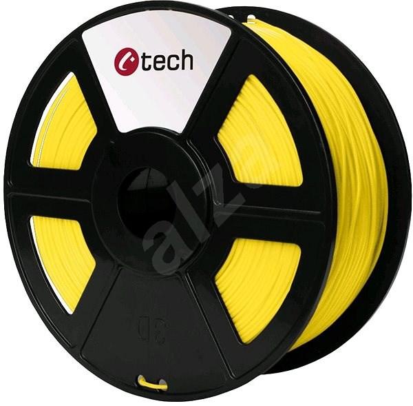 C-TECH Filament ASA žltý - Filament