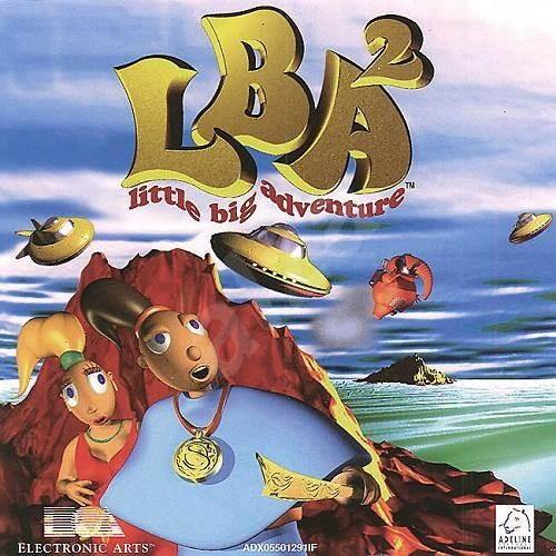 Hra na PC Little Big Adventure 2   Hra na PC na Alza.sk