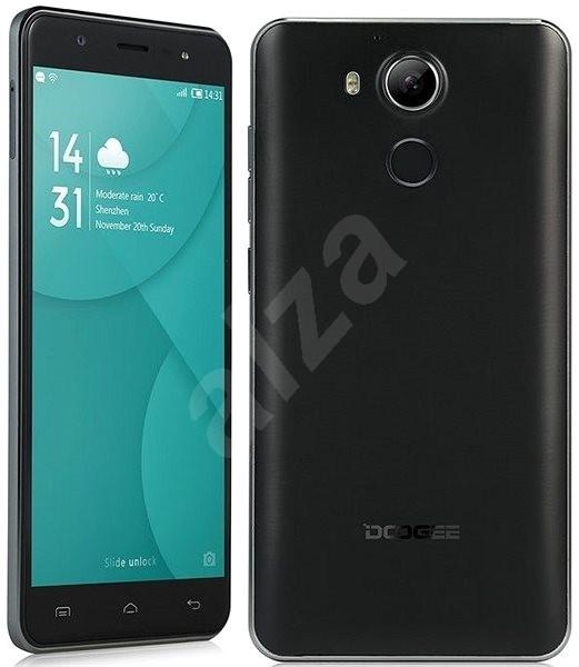 Doogee F7 Pro sivý - Mobilný telefón