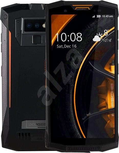 Doogee S80 Lite oranžový - Mobilný telefón