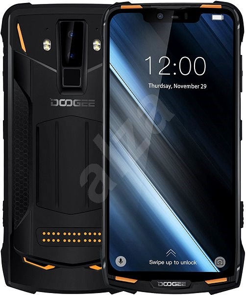 Doogee S90 oranžový Super Set - Mobilný telefón