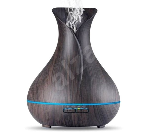 Aromacare Gantha TA-307 tmavé drevo - Aróma difuzér