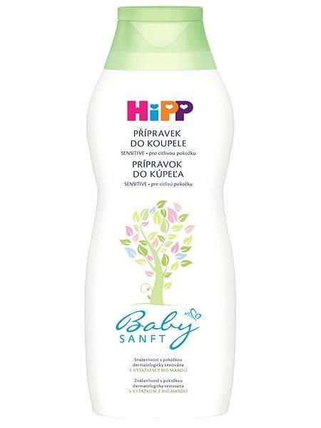 Babysanft Ošetrujúci prípravok do kúpeľa 350 ml - Detská pena do kúpeľa