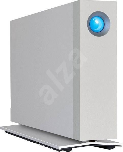 "LaCie 3,5"" d2 Aluminum 5 TB - Externý disk"