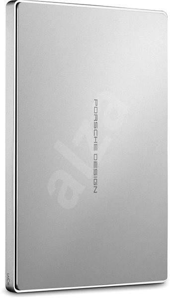 """LaCie 2,5"""" Porsche Design P'9223 2 TB USB-C - Externý disk"""