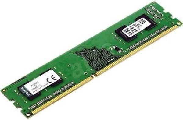 Kingston 2 GB DDR3 1600 MHz CL11 Single Rank - Operačná pamäť