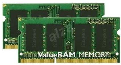 Kingston SO-DIMM 16 GB KIT DDR3 1333 MHz CL9 Single Rank - Operačná pamäť