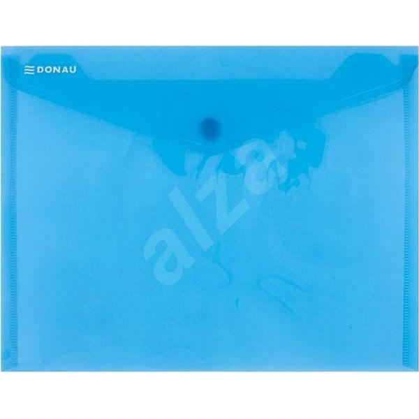 DONAU A5, s cvokom, modré - Spisové dosky
