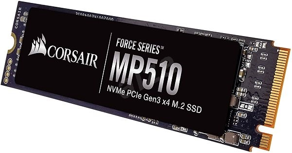 Corsair Force Series MP510 960GB - SSD disk
