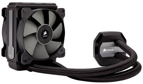 Corsair Cooling Hydro Series H80i GT - Vodné chladenie