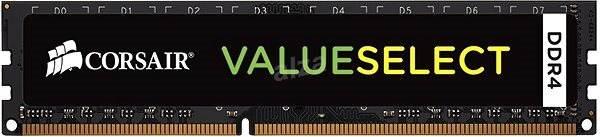Corsair 4GB DDR4 2133MHz CL15 ValueSelect - Operačná pamäť