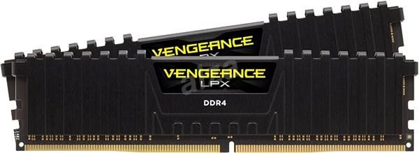 Corsair 32GB KIT DDR4 3200 MHz CL16 Vengeance LPX čierna - Operačná pamäť