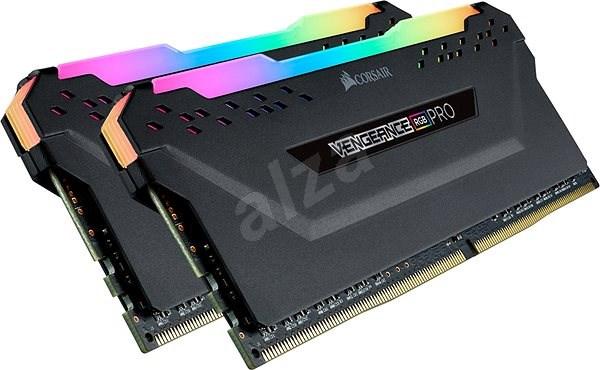 Corsair 32GB KIT DDR4 3466 MHz CL16 Vengeance RGB PRO Series čierna - Operačná pamäť