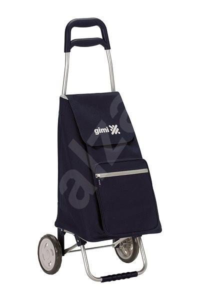 8d18e43b741eb GIMI Argo modrý nákupní vozík 45 l - Taška na kolieskach