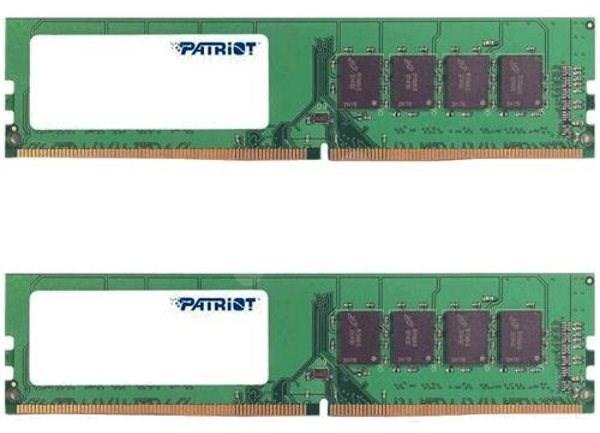 3387ec5a6 Patriot 16 GB KIT DDR4 2666 MHz CL19 Signature Line - Operačná pamäť ...