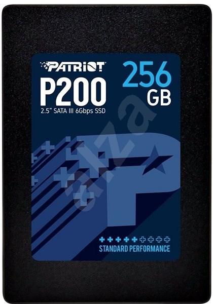 Patriot P200 256GB - SSD disk