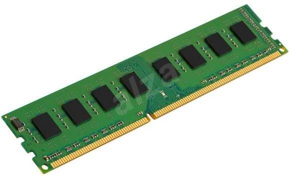 Kingston 4 GB DDR3 1600 MHz Single Rank - Operačná pamäť