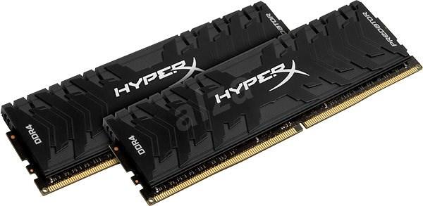 HyperX 32 GB KIT 3200 MHz DDR4 CL16 Predator - Operačná pamäť