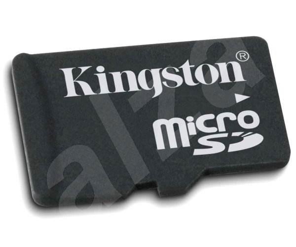 Kingston Micro SD 2GB + SD adaptér - Paměťová karta